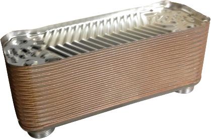 Trocador de calor de placas brasadas thermi - Placas de calor ...